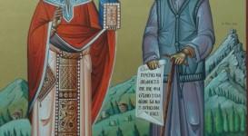 Άγιος Παίσιος και Άγιος Πορφύριος